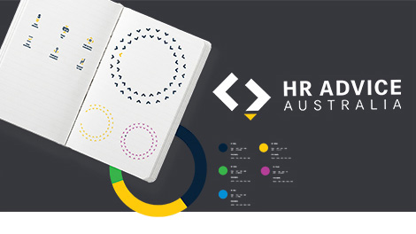 HR Advice Australia Branding