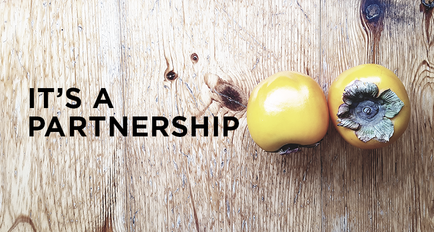 marketing agency partnership