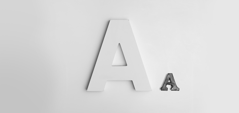 Where typography is heading