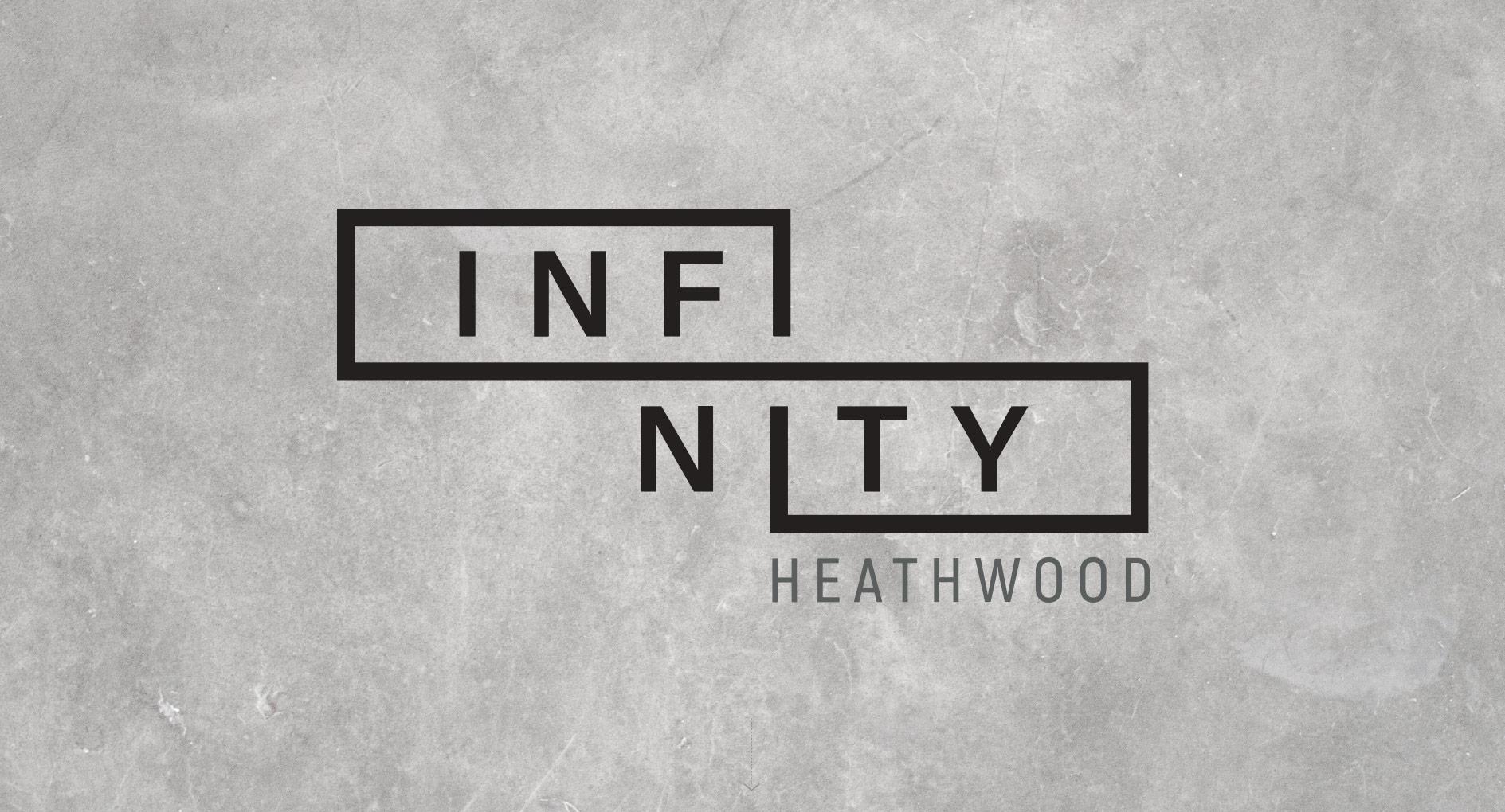 Infinity Heathwood Branding
