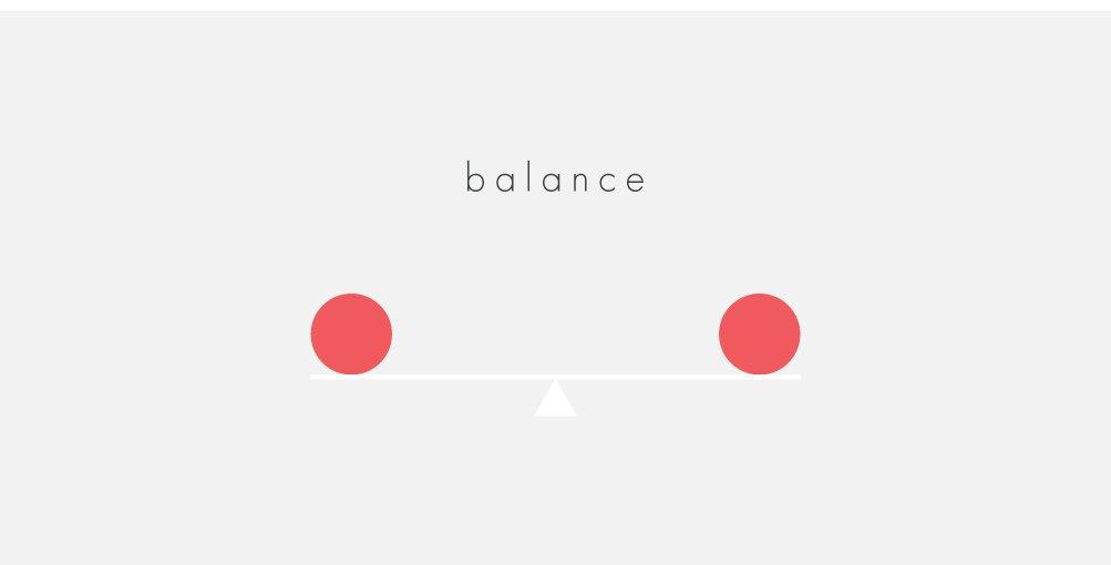 balance, design, design principles