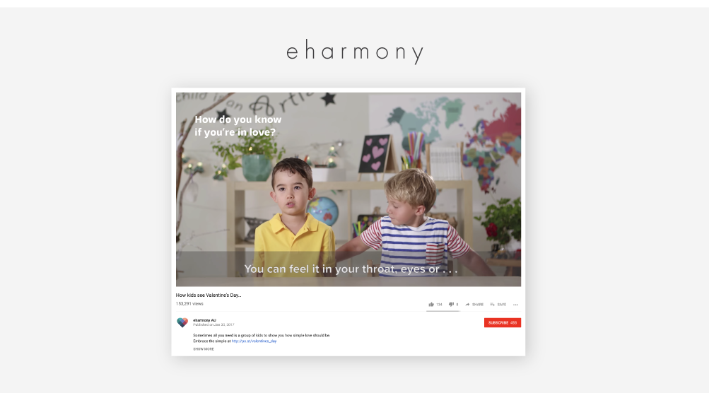 eharmony, love, marketing, valentines, valentines day, valentines marketing, valentines day marketing