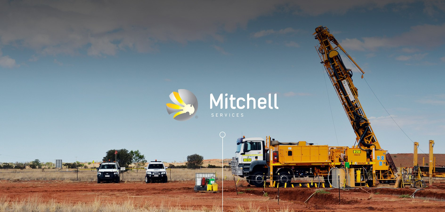 Graphic Design for Branding Design for Mitchell Services by Sketch Corp.
