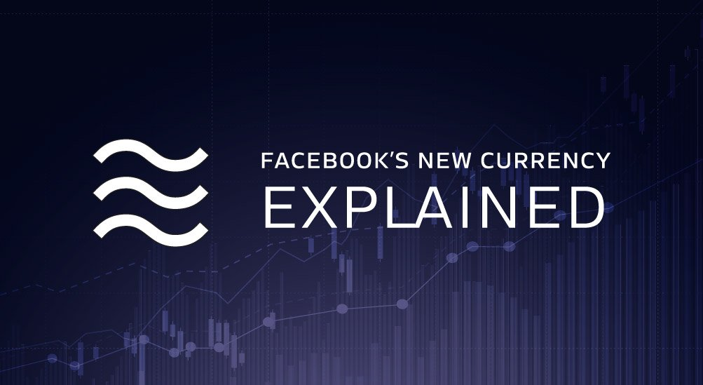 Blog post about facebook new currency libra by Sketch Corp.