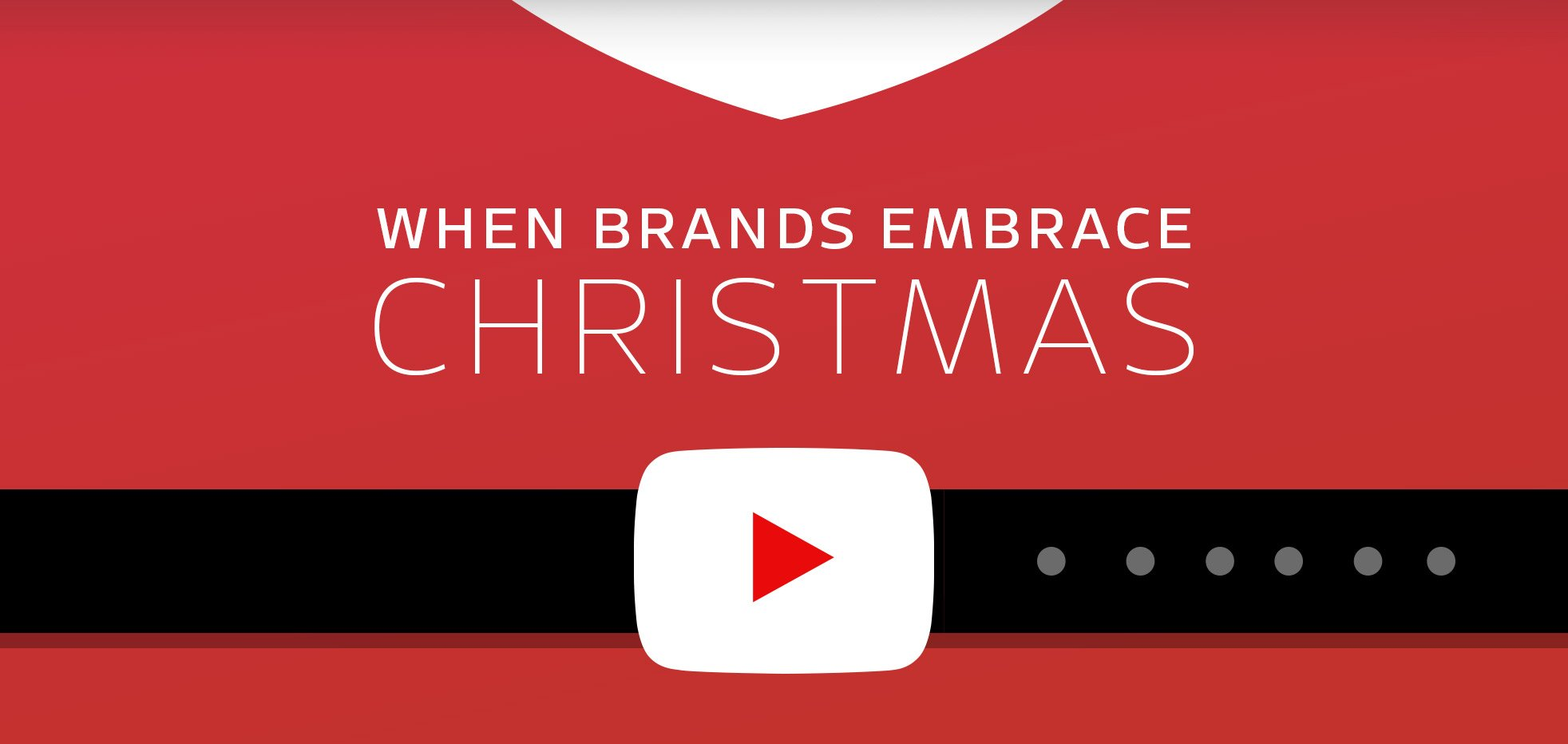 When brands embrace Christmas Campaigns