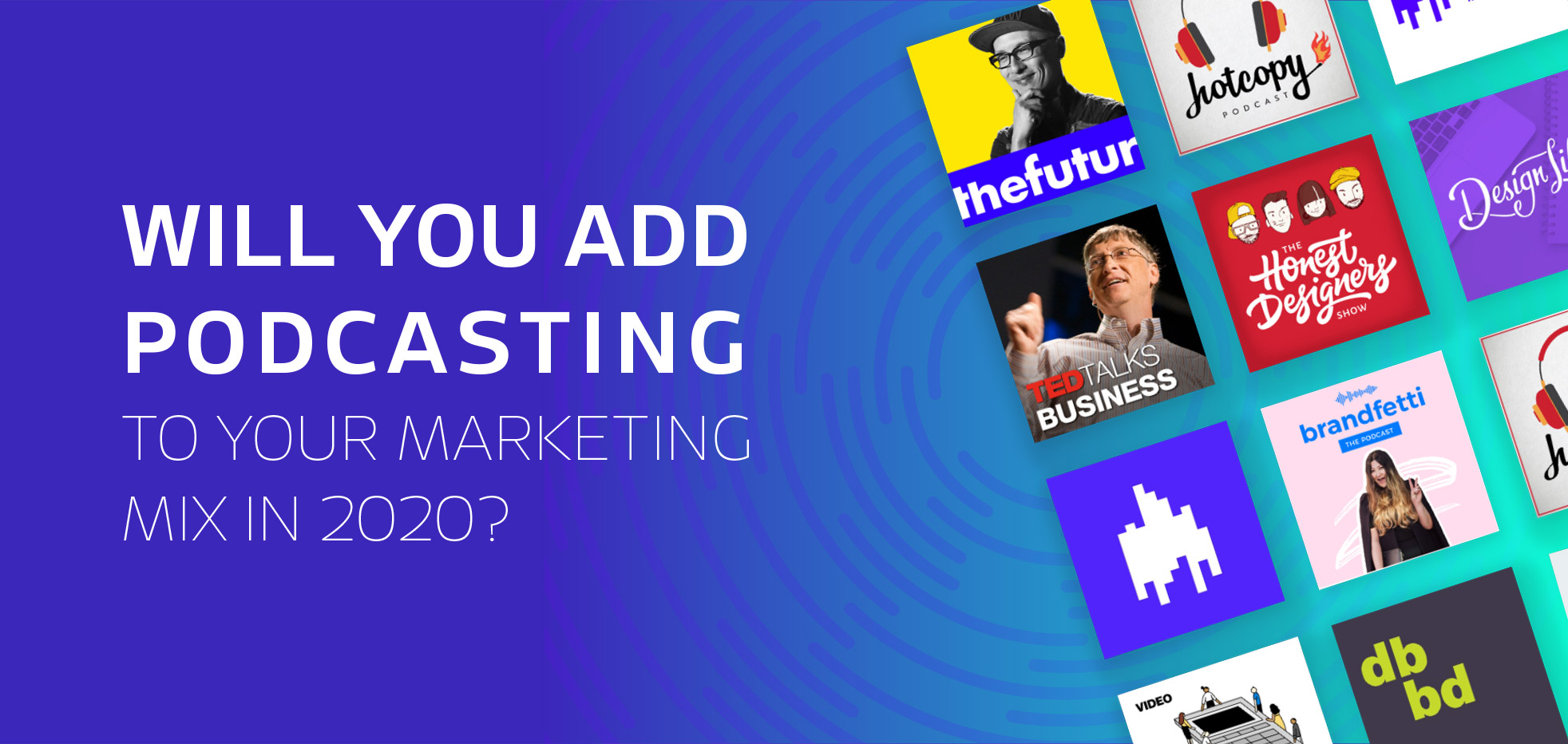 Will you add podcasting to your marketing mix