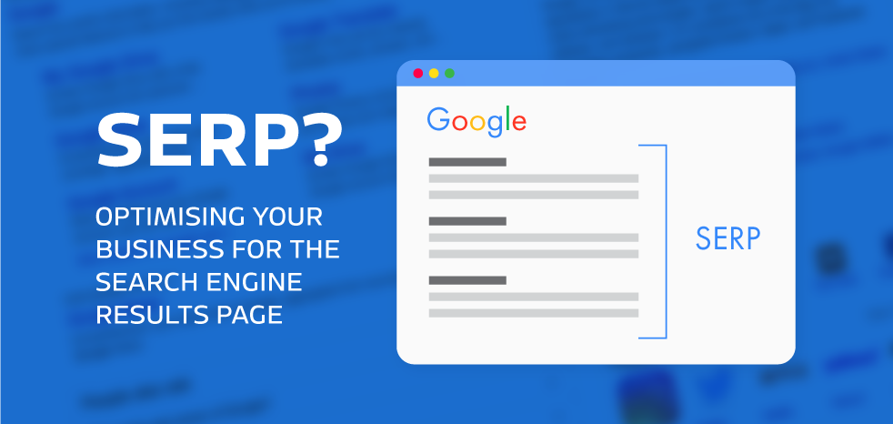 Blog post from Sketch Corp. on how to optimise your business for SERP