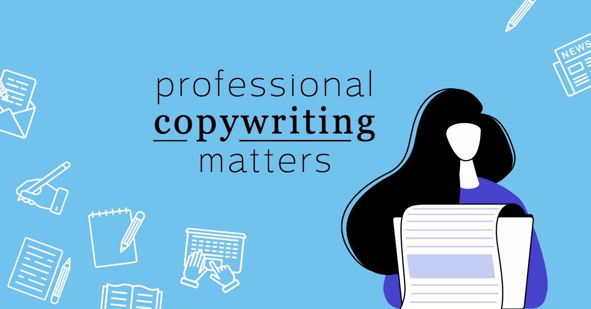 Sketch Corp blog - why copywriting matters